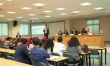 لقاء في جامعة بيرزيت لمناقشة البطالة بين الشباب