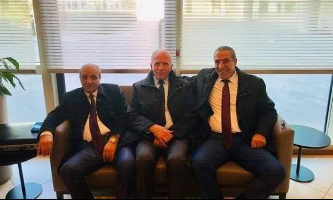 """القاهرة: وفد """"فتح"""" يُغادر للتشاور مع قيادة السلطة"""