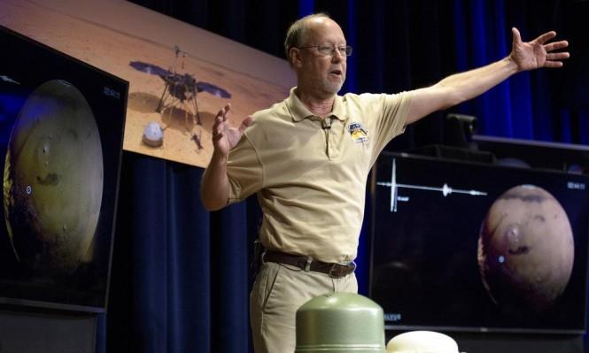 """""""إنسايت"""": أول مسبار آلي لـ""""ناسا"""" يهبط اليوم على المريخ"""