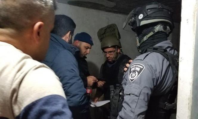 الاحتلال يعتقل 32 مقدسيا بدعوى التجند لأجهزة الأمن الفلسطينية