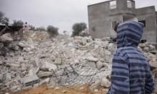 إخطارات بهدم 3 منازل ومنشأة زراعية في يطا
