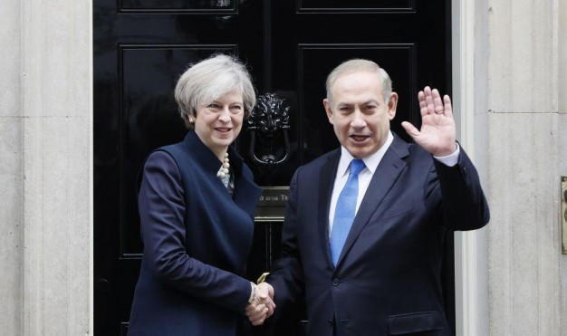 بريطانيا تبدأ مغازلة اقتصادية لإسرائيل وأميركا