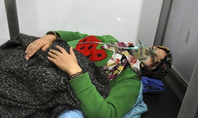 منظمة حظر الأسلحة الكيماوية تحقق في هجوم بالغاز في حلب