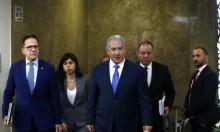 نتنياهو يجتمع مع غانتس وبيرتس وآرنس قبيل تسلمه حقيبة الأمن