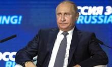 بوتين: الدولار يبتعد عنا وليس العكس