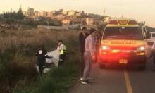 عبلين: مصرع عيسى عثمان إثر تعرضه للدهس