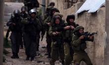 اعتقال 16 فلسطينيا والاحتلال يواصل البحث عن المطارد نعالوة