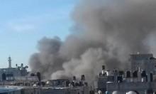إصابات جراء انفجار بمنزل بمخيم البريج