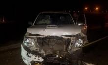 كفرمندا: حادث طرق يُسفر عن 4 إصابات