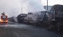 مصرع 22 شخصا في انفجار بمصنع للكيماويات في الصين