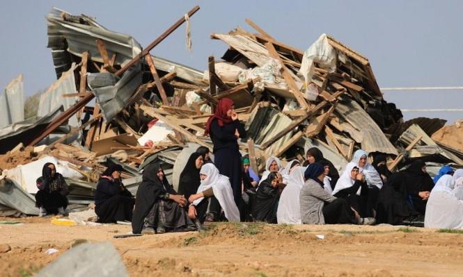 البلدات العربية في أسفل السلم الاجتماعي - الاقتصادي