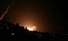 """""""سانا"""": الدفاعات الجوية السورية تتصدى لأهداف معادية فوق المنطقة الجنوبية"""