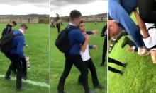 """""""لا أشعر بالأمان"""": طلاب سوريون يتعرضون لاعتداءات عنصرية في بريطانيا"""