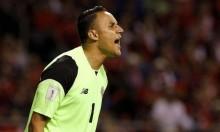 نافاس يعلق على وضعيته مع ريال مدريد