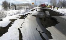 زلزالان متتابعان يهزان ولاية ألاسكا الأميركيّة