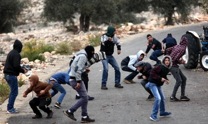 الضفة: عشرات الإصابات في قمع الاحتلال لأهالي رأس كركر والمغير