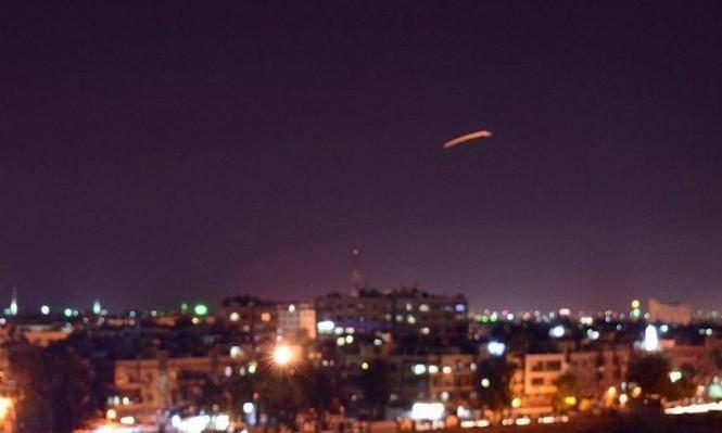 سورية: القصف استهدف 7 مواقع لقوات النظام والمليشيات الإيرانية