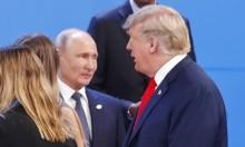مباحثات غير رسمية بين ترامب وبوتين على هامش قمة العشرين