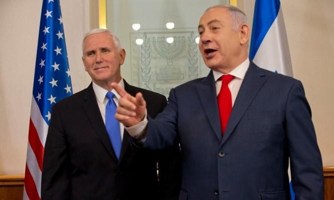 مايك بنس يهاجم حركة المقاطعة ويروّج لسياسات ترامب تجاه إسرائيل