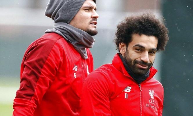 صلاح يكشف عن هدفه مع ليفربول بالموسم الحالي