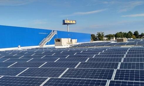 """""""أيكيا"""" ستلتزم أخيرًا بتخفيف انبعاثات غازات الدفيئة من مصانعها"""