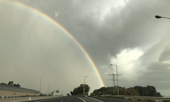 حالة الطقس: أمطار محلية شمالي البلاد