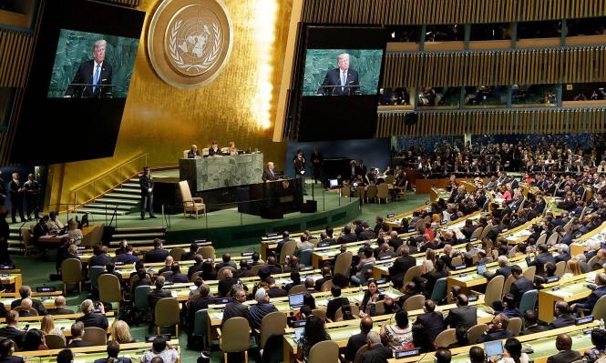 """غزة: الجمعية العامة تصوت على إدانة """"صواريخ حماس"""" وتتجاهل الأسباب"""