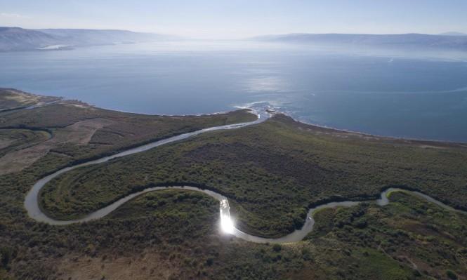 مخطط لتغيير اتجاه مشروع المياه القطري