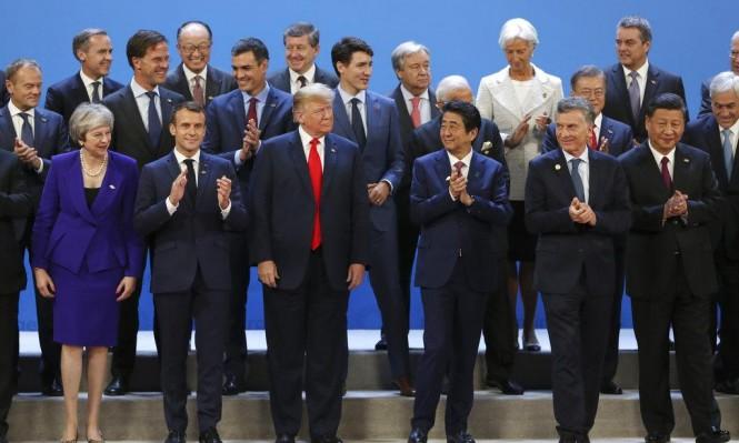 قمّة العشرين: إصلاح منظمة التجارة العالمية نصب أعيننا