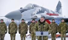 أوكرانيا: الجيش الروسي يحتشد على الحدود