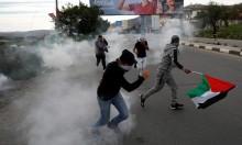 إصابة العشرات في قمع الاحتلال لمسيرة شمالي الضفة