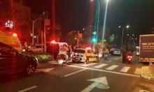 حيفا: إصابة طفلتين بجروح خطيرة دهسًا
