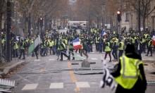 """باريس: ساحة معركة بين الأمن و""""السترات الصفراء"""""""