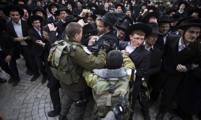 """""""العليا"""" تمنح الحكومة الإسرائيلية مهلة لتشريع قانون تجنيد الحريديين"""