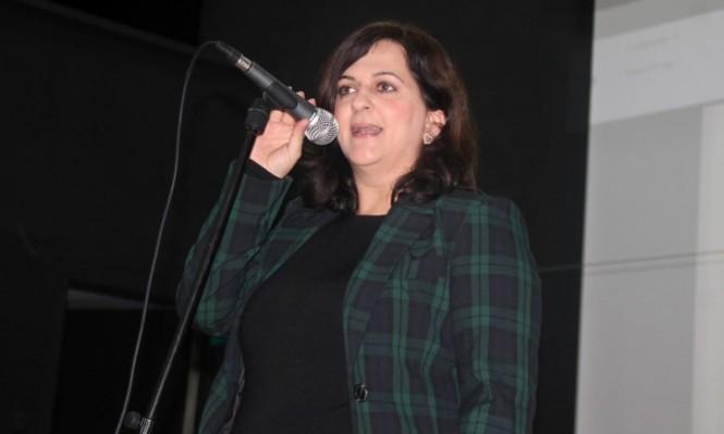 النائبة أبو رحمون: الإضراب رافعة للعمل من أجل مجتمع آمن