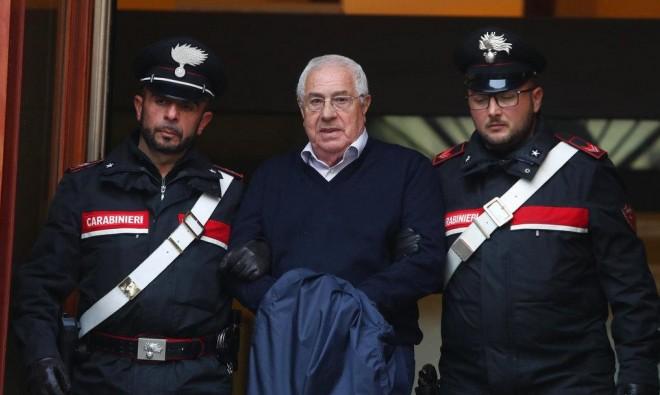 إيطاليا: اعتقال العشرات من أقدم مافيا في البلاد