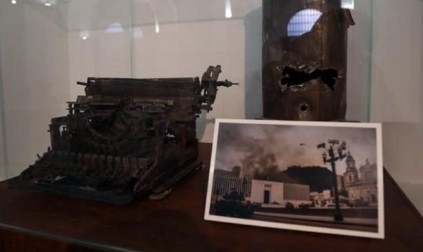 """""""الألف يوم"""": المتحف السجن يستعرض حربا كولومبية"""