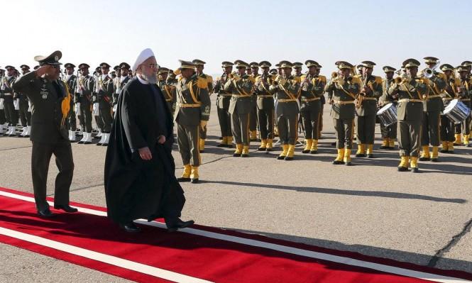 إيران تهدد مجددا بإغلاق هرمز
