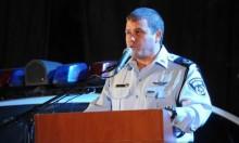 إدري يسحب ترشيحه لمنصب المفتش العام للشرطة الإسرائيلية