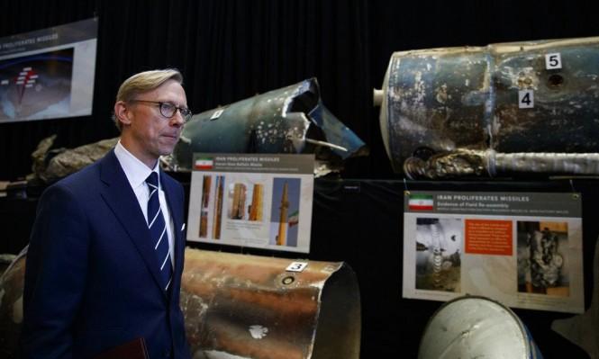 بسبب التجارب الصاروخية: أميركا تطالب أوروبا بفرض عقوبات على إيران