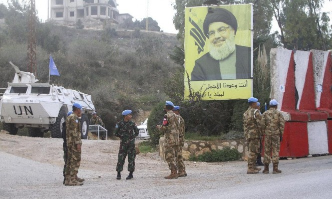 """الجيش اللبناني يطالب بإحداثيات """"الأنفاق المزعومة"""" و""""يونيفيل"""" تتحقق"""