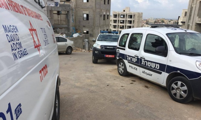 طمرة: اعتقال مشتبهين بإطلاق النار على شاب