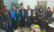 نوّاب التجمع يزورون يافا: جلسةُ عمل لبحث قضايا سكّانها العرب