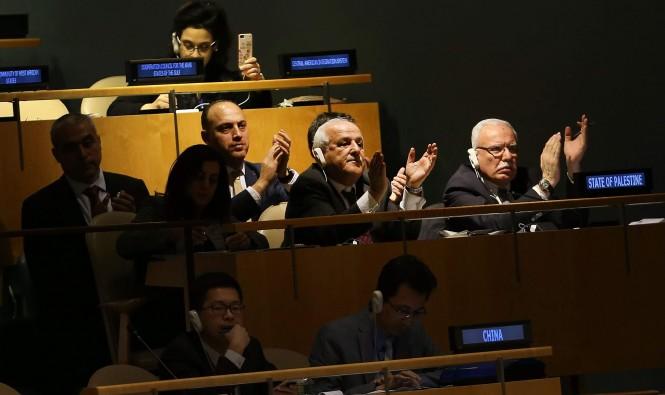 الأمم المتحدة تصوت على قرار أميركي وآخر  أوروبي بشأن فلسطين