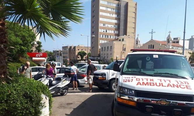 حيفا: تصريح مدع عام ضد مشتبه برش غاز الفلفل على أطفال