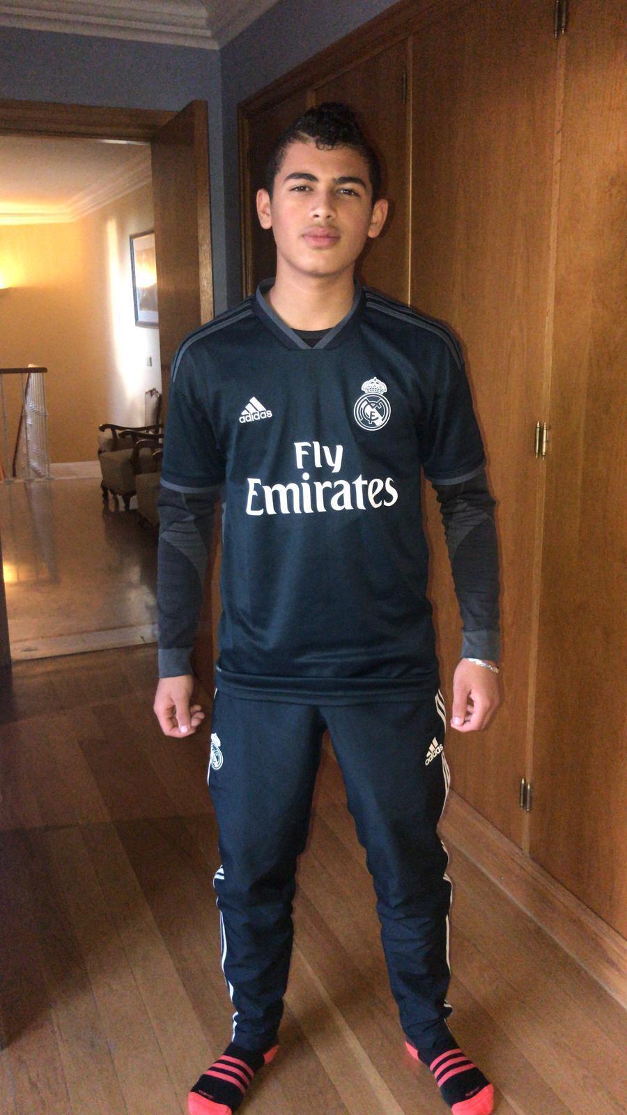 """والده يتحدث لـ""""عرب 48"""": موهبة فحماوية تطرق أبواب ريال مدريد"""