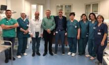 قسم الخدج بمستشفى الناصرة الإنجليزي: الحفاظ على القمة مهمة أصعب