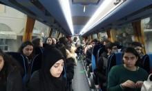 البعنة ومجد الكروم: سفريات منظمة للطلاب المتقدمين لامتحان البسيخومتري