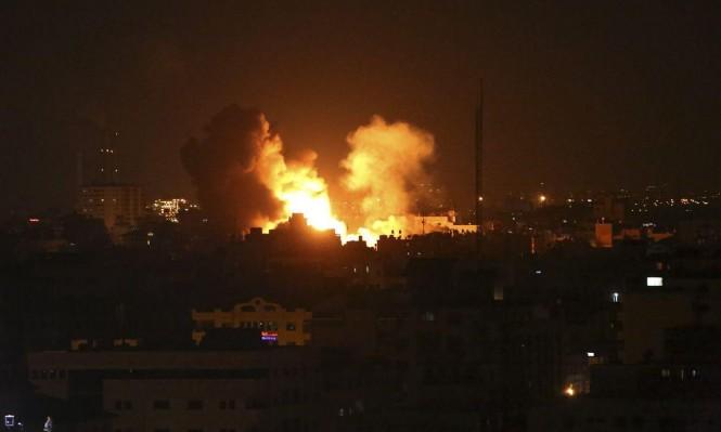 براك أمر بقصف مدنيين بغزة عام 2008