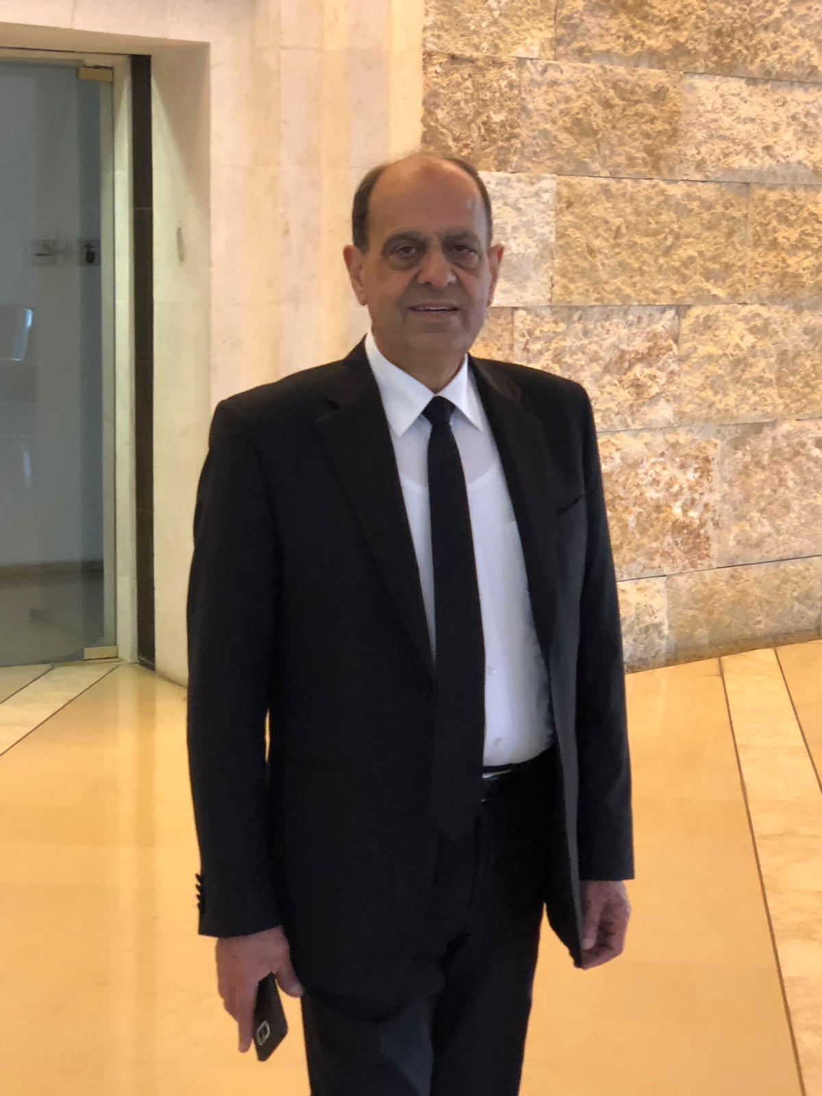 المحامي أحمد مصالحة